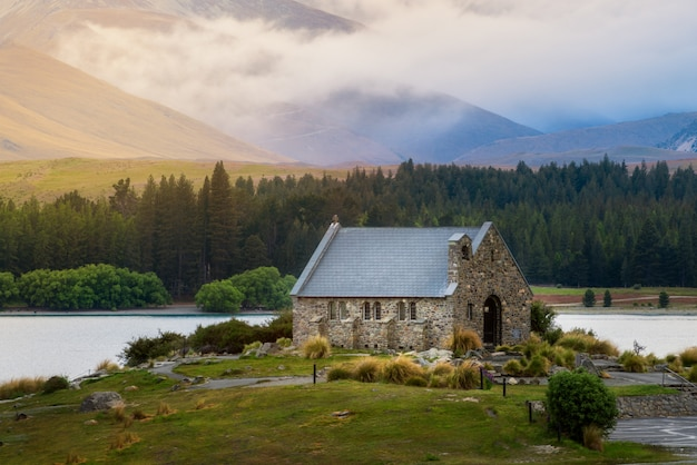 Église du bon pasteur, nouvelle-zélande