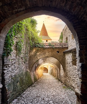 Église fortifiée de biertan, roumanie