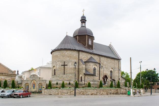 Église holy trinity, kamianets-podilskyi, ukraine