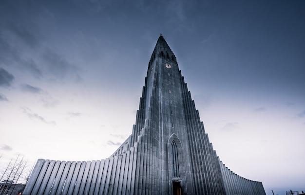 Église luthérienne de reykjavík