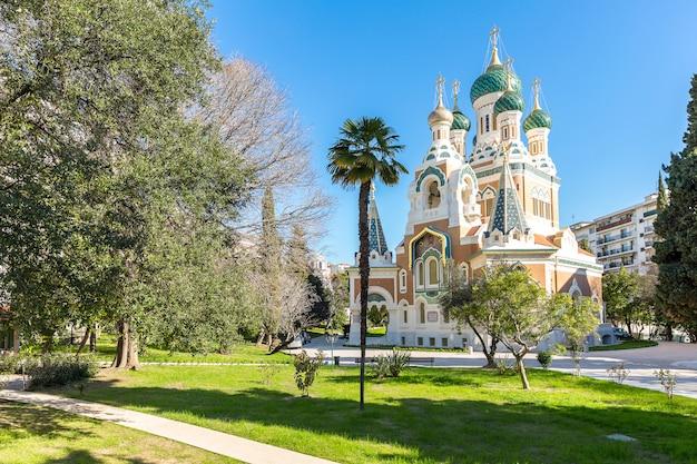 Église orthodoxe nice france