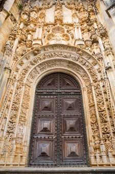 Église ronde de tomar portugal