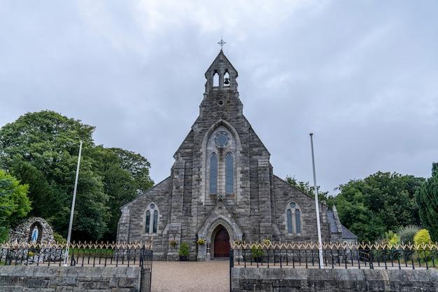 Église de roundwood, chemin wicklow.