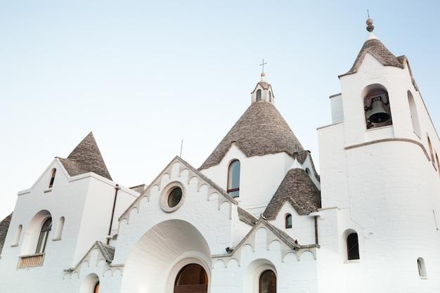 Église saint-antoine d'alberobello