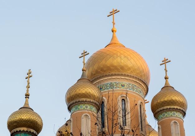 Église saint-nicolas à bucarest