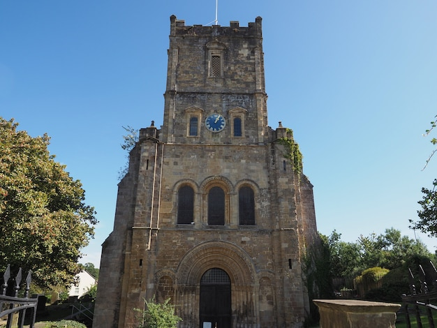 Église sainte-marie de chepstow