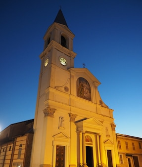 Église san pietro in vincoli (st peter in chains) à settimo torinese