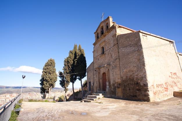 Église santa croce, leonforte