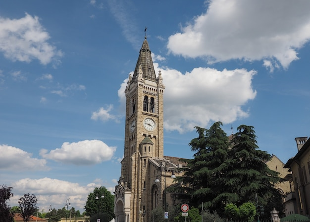 Église santa rita da cascia à turin