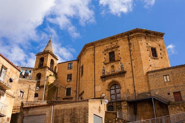 Église santo stefano, leonforte