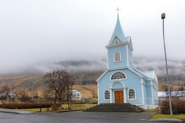 Eglise de seydisfjordur