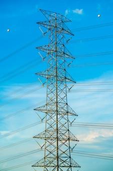 Électricité et haute tension