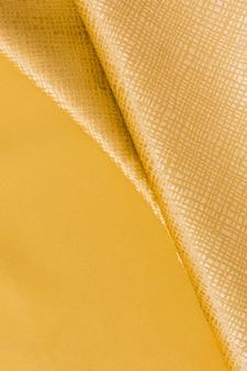 Élégant matériau de surface doré