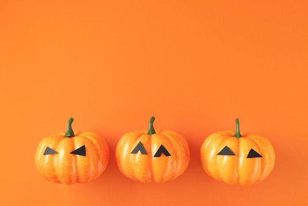 Éléments créatifs d'halloween créatifs