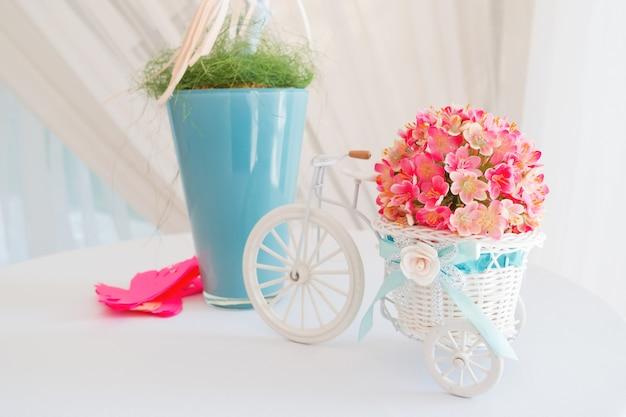 Éléments décoratifs pour mariage