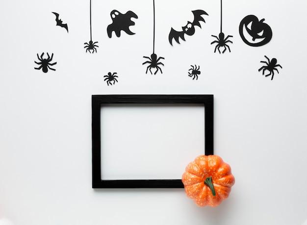 Éléments de décoration halloween