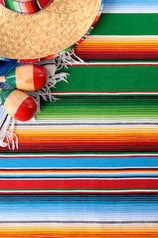 Éléments typiques mexicains