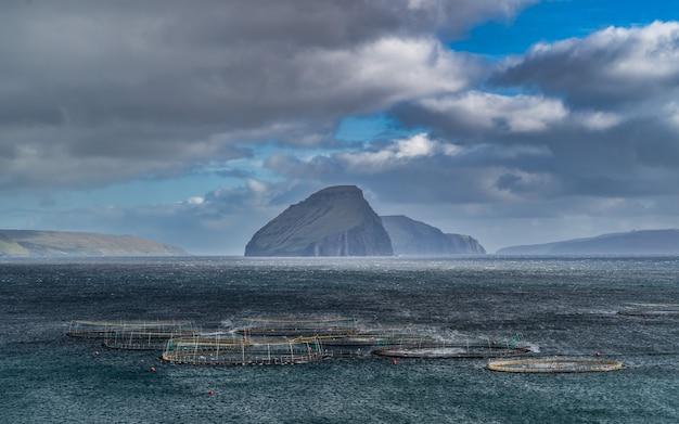 Elevage de saumon aux îles féroé