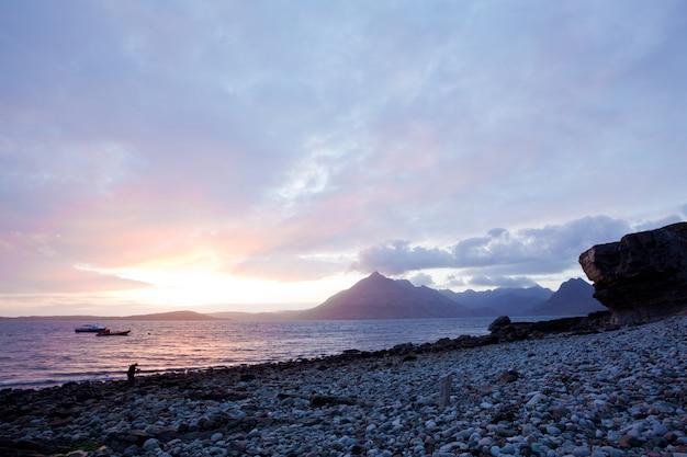 Elgol île de skye highland ecosse