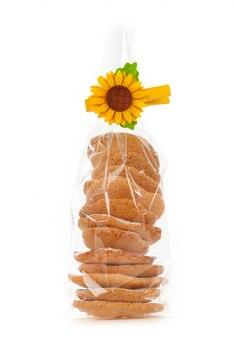 Emballage des biscuits de tournesol