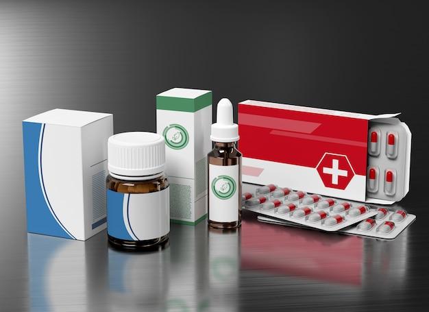 Emballage pharmaceutique