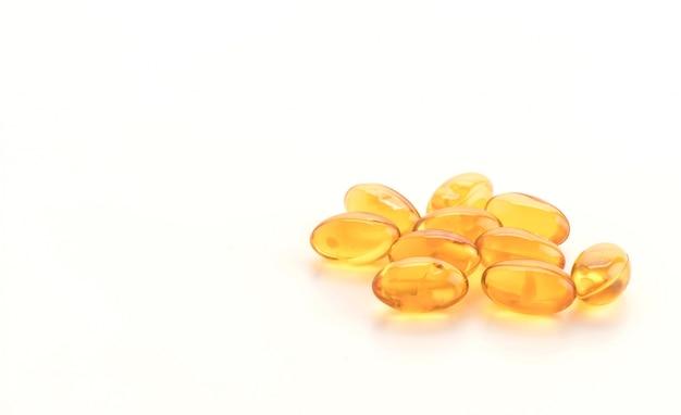 Emballages de pilules et capsules de médicaments