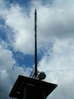 Émetteur, de haute