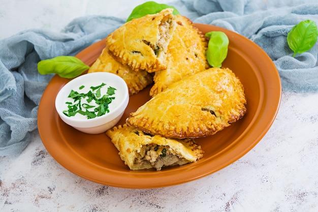 Empanadas au four