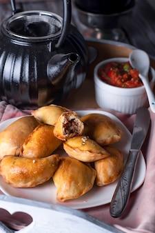 Empanadas, pâtés à la viande