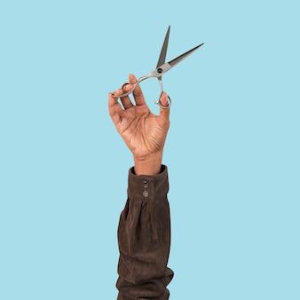Emplois de salon de coiffure pour ciseaux de coiffure et campagne de carrière