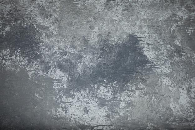 Enduit mural texturé gris foncé