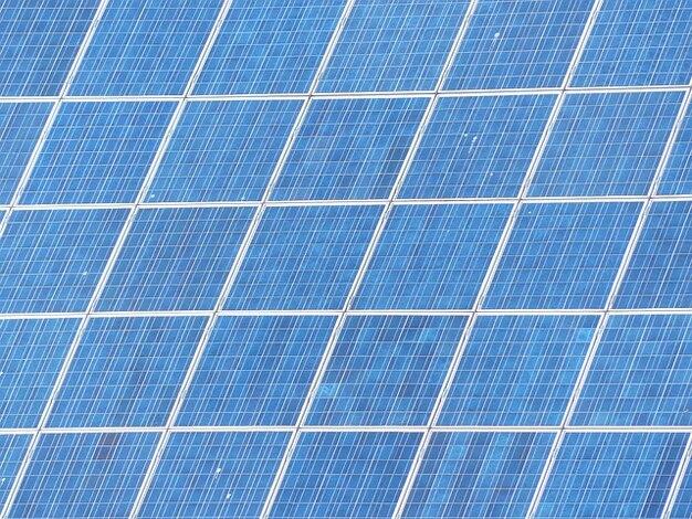 Énergie respectueuses de l'environnement actuel cellules solaires