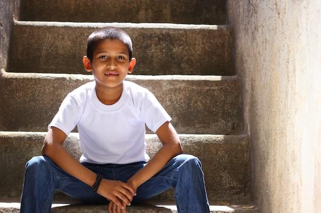 Enfant indien