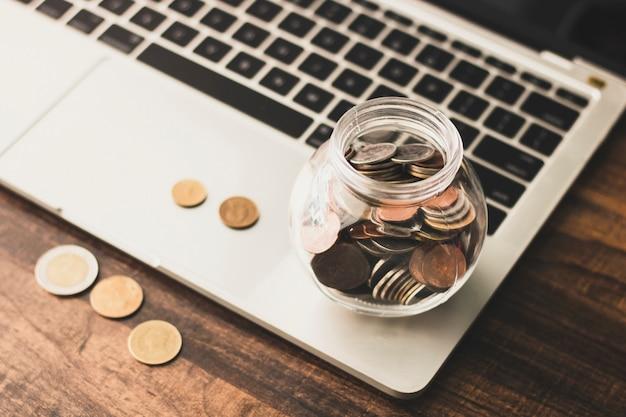 Enregistrer et financer le concept