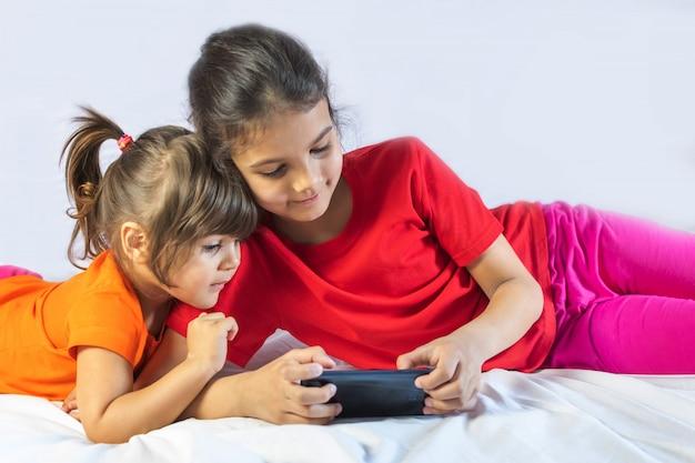 Enseignement à distance, apprentissage de l'éducation en ligne.