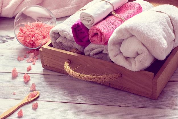 Ensemble d'accessoires de bains
