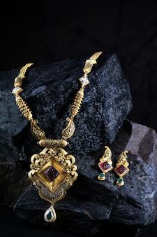Ensemble de bijoux indien