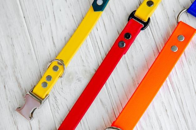 Ensemble collier et laisse pour chien fournitures pour animaux de compagnie et collection d'équipement de marche