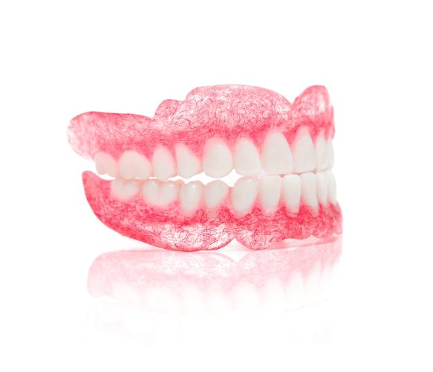 Ensemble de dentiers