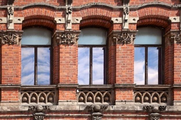 Ensemble fenêtre classique