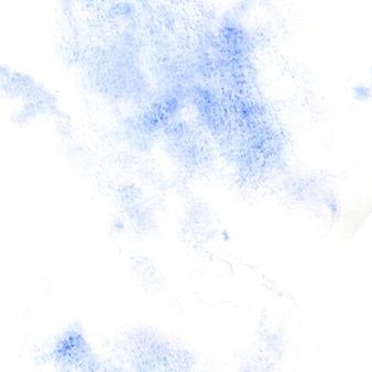 Ensemble de fruits à l'aquarelle sur fond blanc