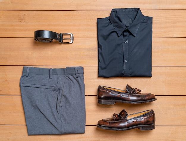 Ensemble de mode et de vêtements pour hommes décontractés
