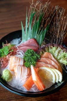 Ensemble sashimi,