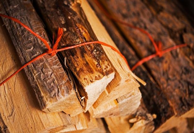 Ensembles de bois de chauffage