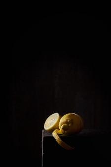 Entier et demi de citron