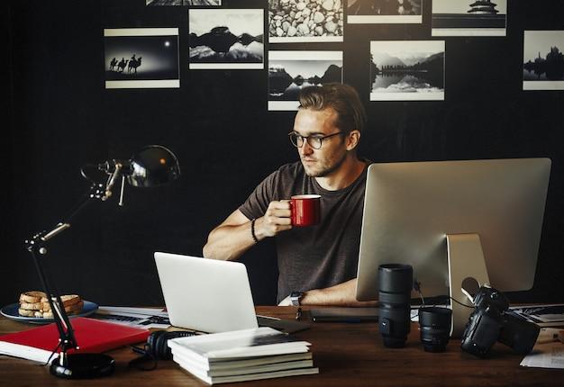 Entreprise contemporaine entreprise stratégie entreprise concept