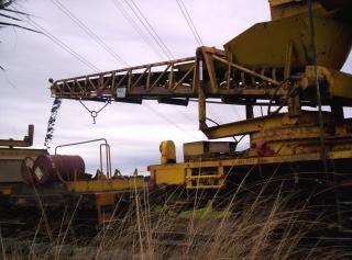 Entretien des voies ferrées
