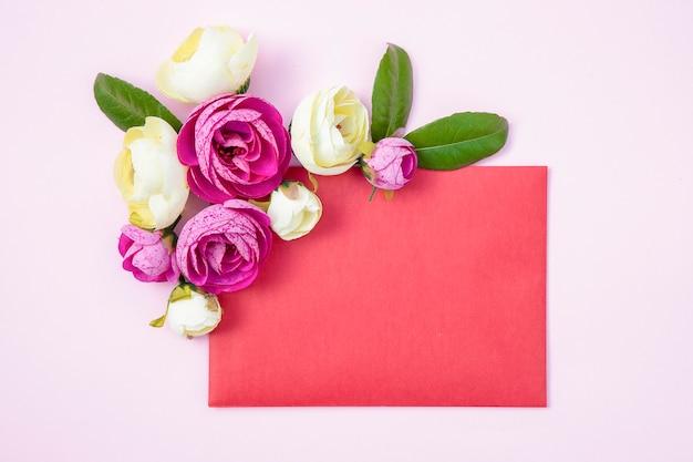 Enveloppe d'invitation