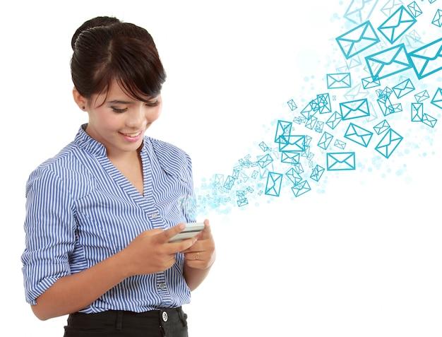 Envoi du message