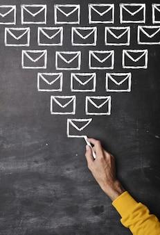 Envoi et réception de messages